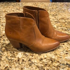 Frye booties, size 9. Lightly used.